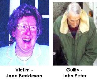 mağdurun ve sanıkların fotoğrafları