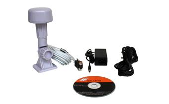 AC-400-GPS zaman alıcısı ile birlikte ne