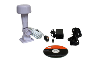 AC-500-GPS zaman alıcısı ile birlikte ne